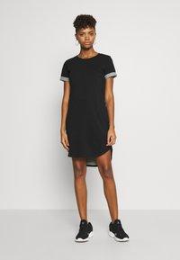 JDY - JDYIVY LIFE DRES - Day dress - black - 0
