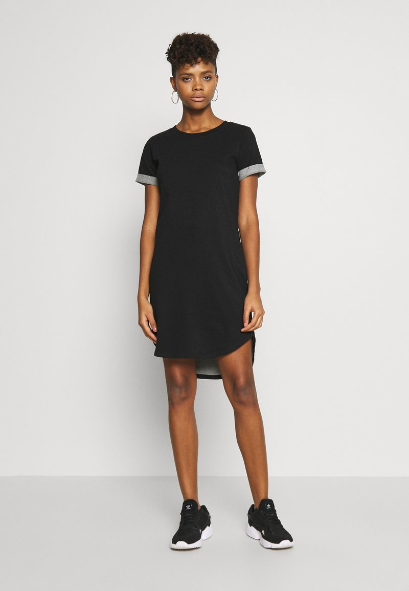 JDY - JDYIVY LIFE DRES - Day dress - black