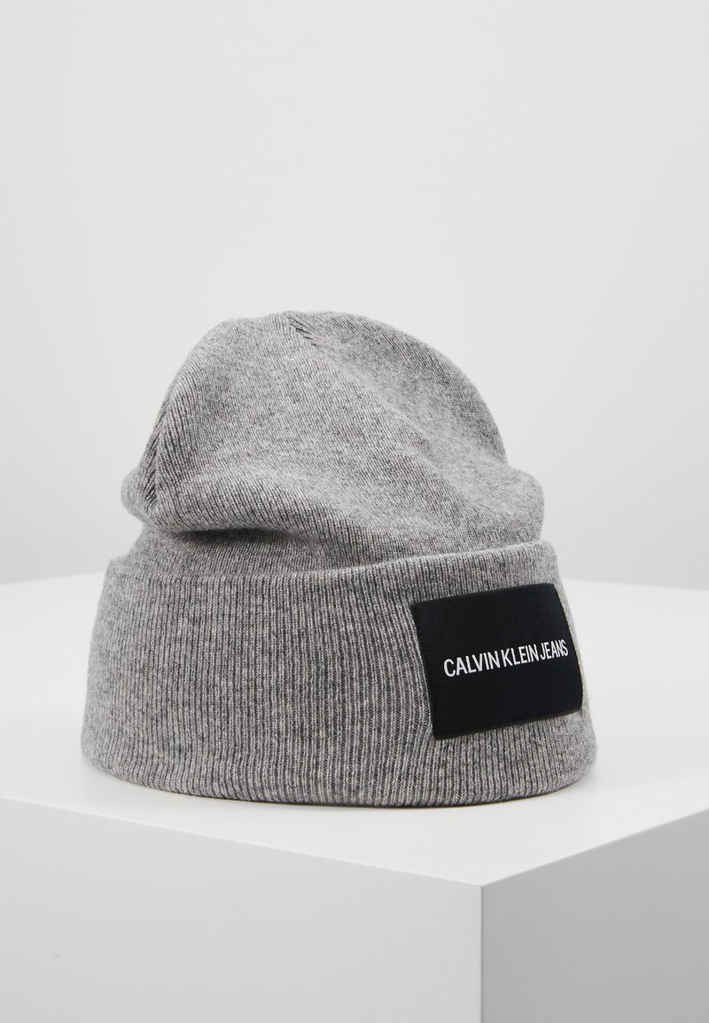 Calvin Klein Jeans - BEANIE - Gorro - grey