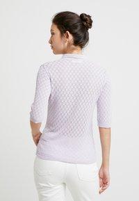 EDITED - KALEA - Print T-shirt - lilac - 2
