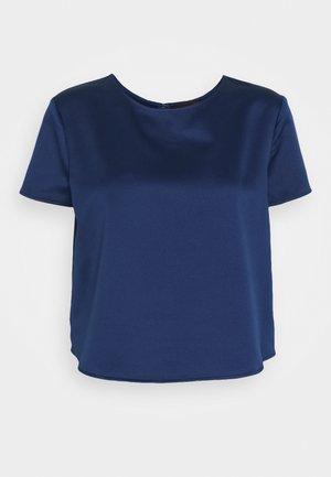 BLOUSE - Camicetta - blu royal