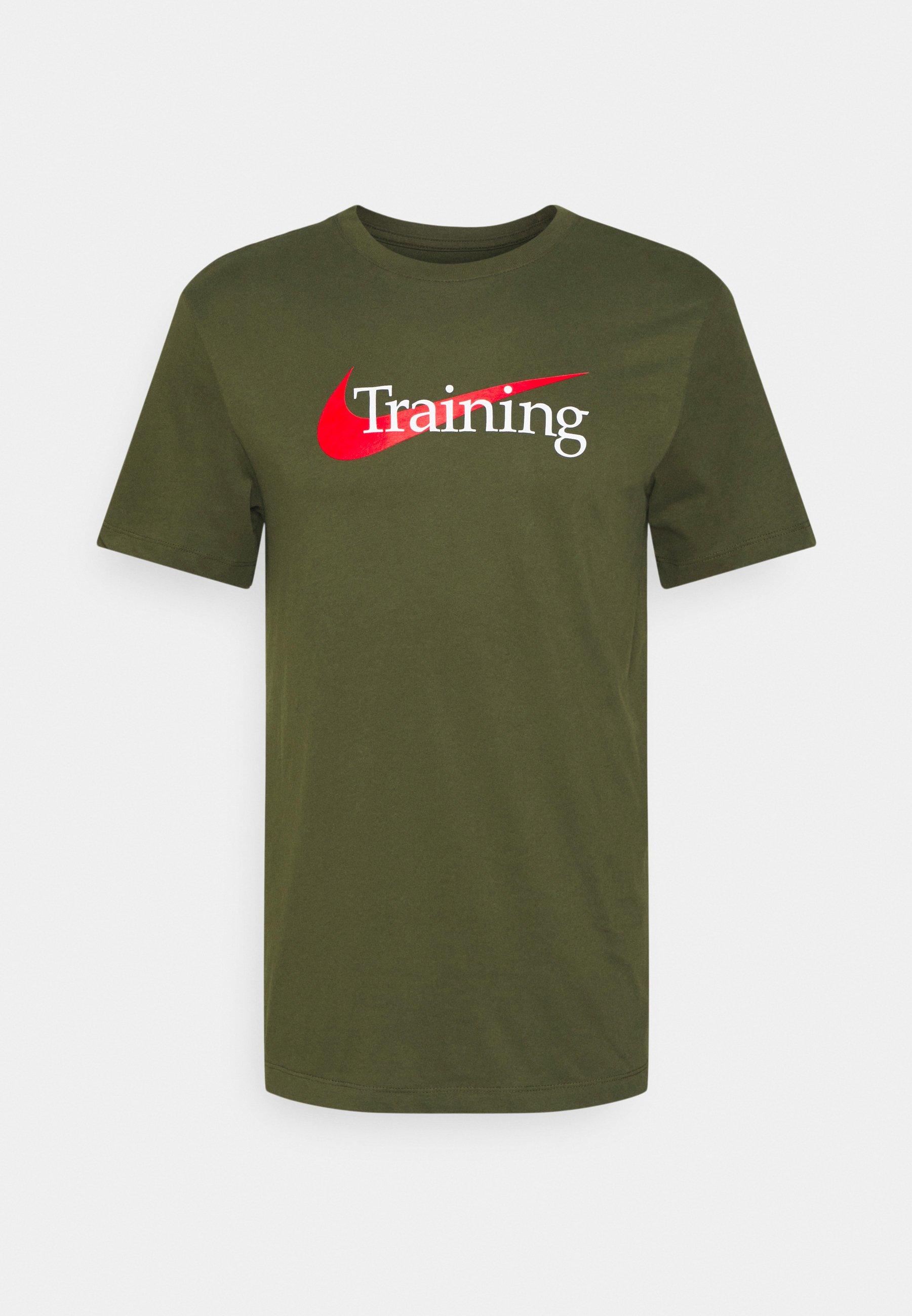 Homme TEE TRAINING - T-shirt imprimé