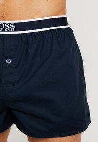BOSS - 2 PACK - Boxer shorts - light/pastel blue - 4