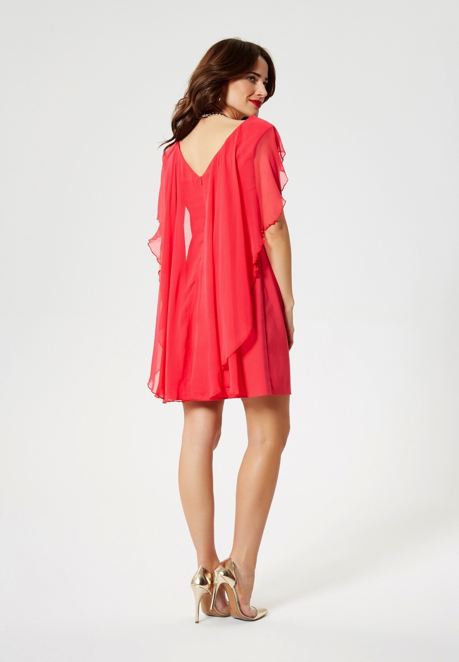 2020 New Women's Clothing faina Day dress red toZPMnZpN