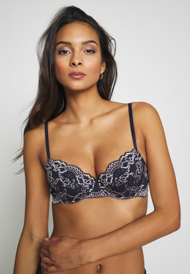 LIANNE TONENON PADDED BRA - Underwired bra - ink