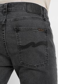 Nudie Jeans - LEAN DEAN - Jeans slim fit - mono grey - 3