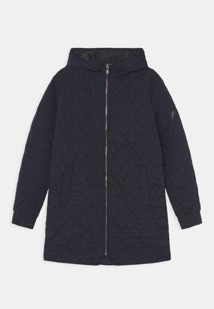 CAPPOTTO - Winter coat - blu navy