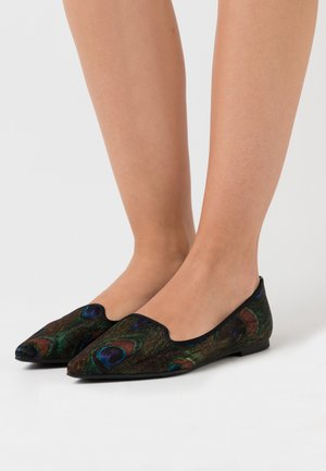 MADRAS - Ballerina - dark green