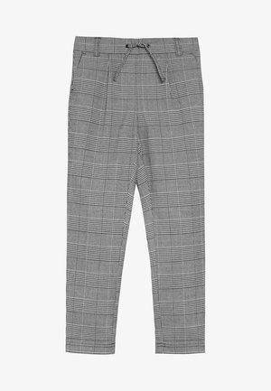 Kalhoty - medium grey melange