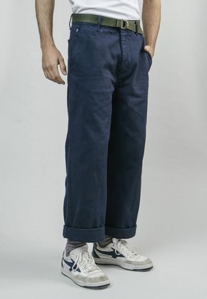 WORKWEAR - Trousers - blue