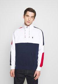 Polo Ralph Lauren - HEAVY SOFT TOUCH - Sweatshirt - white - 0