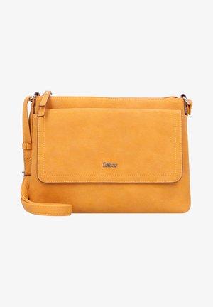 DINA  - Across body bag - yellow