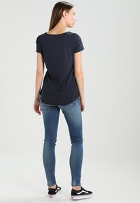 Tommy Jeans - LOW RISE SKINNY SOPHIE - Jeansy Skinny Fit - royal blue stretch - 2