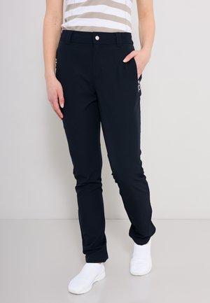 SOONEVA - Outdoor trousers - dunkel blau