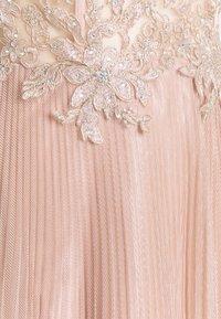 Luxuar Fashion - Ballkjole - rosegold - 2