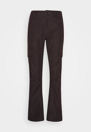 ASTON GORE TEX PANT - Schneehose - black red