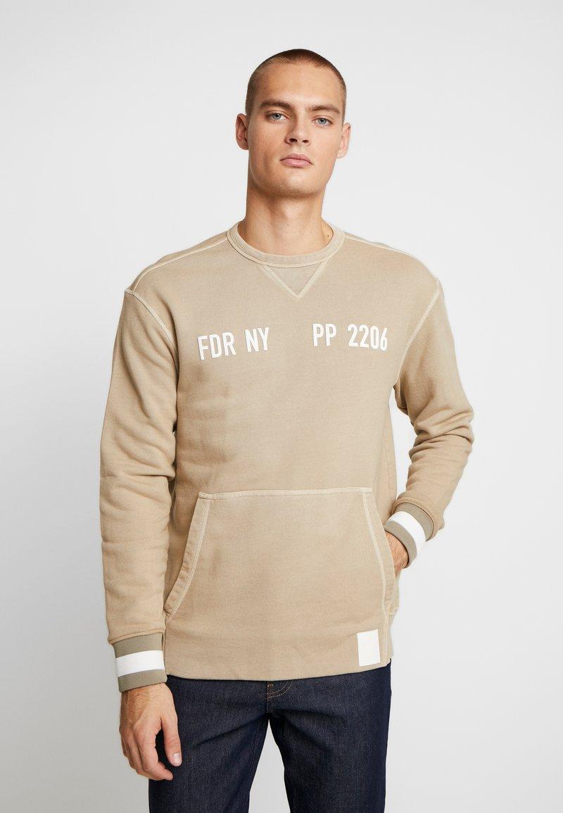 Replay Sportlab - Sweatshirt - beige