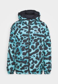 Lacoste - LACOSTE X NATIONAL GEOGRAPHIC - Winter jacket - frog/abysm - 5