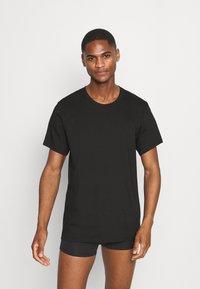 Calvin Klein Underwear - CLASSICS CREW NECK 3 PACK - Camiseta interior - grey - 3
