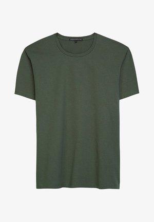 CARLO - Basic T-shirt - green