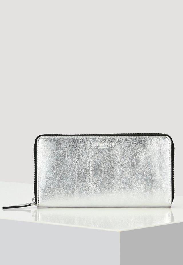 PORTEMONNAIE CASSIA - Punge - silver