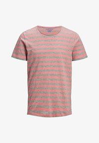 Jack & Jones - Print T-shirt - rosette - 6
