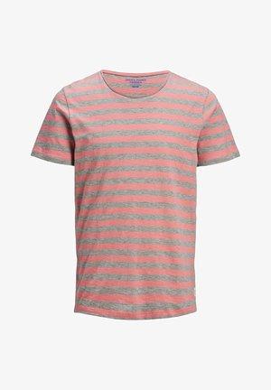 T-shirt print - rosette