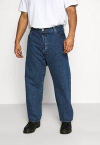 Levi's® Plus - 501 ORIGINAL - Relaxed fit -farkut - stonewash - 1