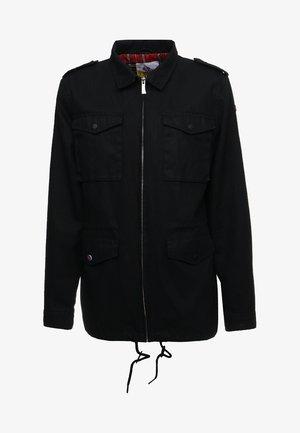 ARMY - Lehká bunda - noir