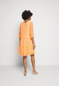 Marc Cain - Day dress - orange - 2