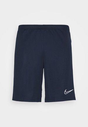 SHORT - Pantaloncini sportivi - obsidian/white