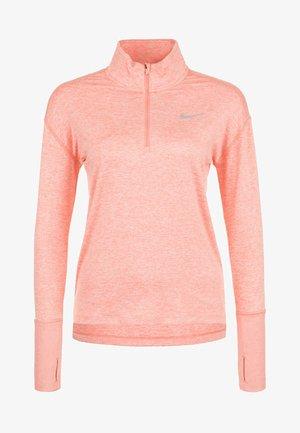 Sports shirt - pink quartz/echo pink/reflective silver