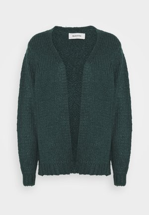 VALENTIA CARDIGAN - Kardigan - empire green
