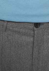 PS Paul Smith - MENS TROUSER WIDE LEG - Stoffhose - grey - 4