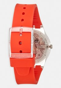 Swatch - RED AWAY - Watch - red - 1