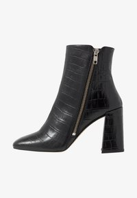VERSA - High heeled ankle boots - noir