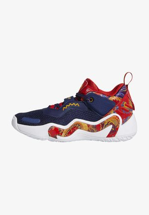 Basketball shoes - blue
