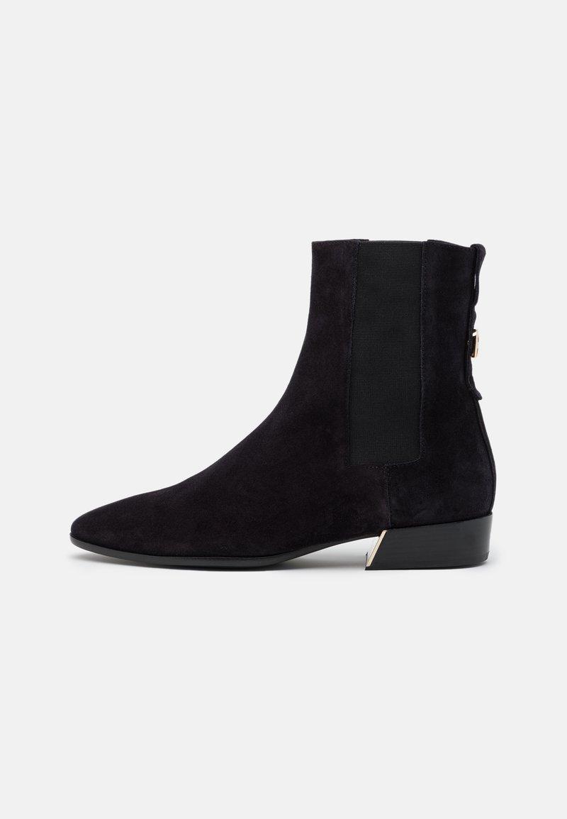 Furla - GRACE CHELSEA BOOT - Kotníkové boty - nero