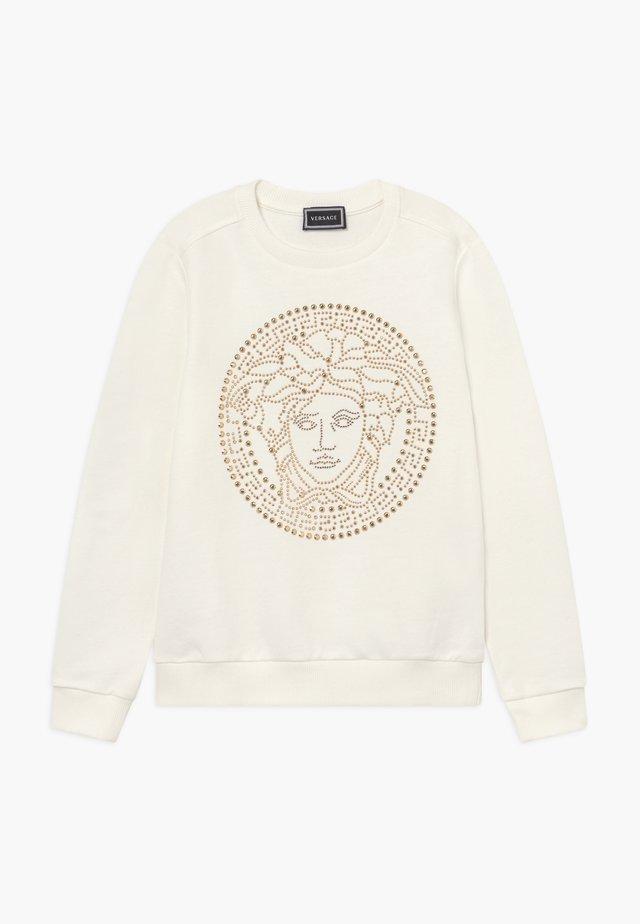 Bluza - bianco lana