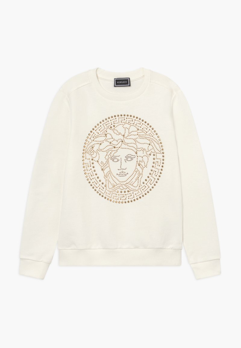 Versace - Mikina - bianco lana