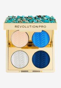 Revolution PRO - ULTIMATE EYE LOOK OCEAN TREASURE PALETTE - Eyeshadow palette - - - 1