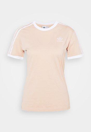 TEE - Print T-shirt - halo blush