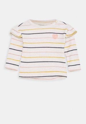 REGULAR RIETFONTEIN - Long sleeved top - oatmeal