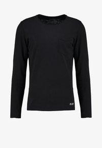 Blend - Long sleeved top - black - 5