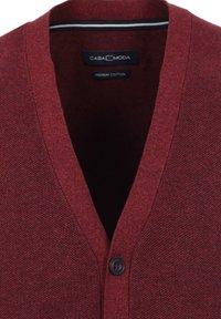 CASAMODA - Cardigan - red - 2