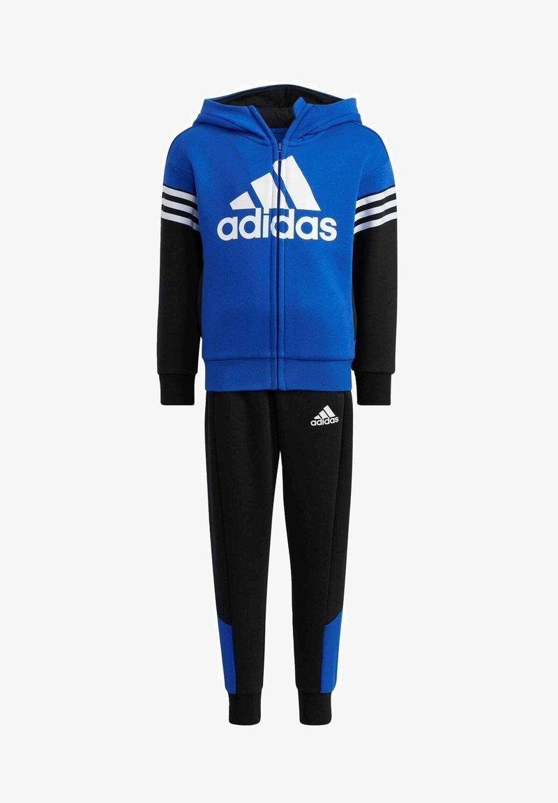adidas Performance - 2 PIECE SET - Chándal - blue