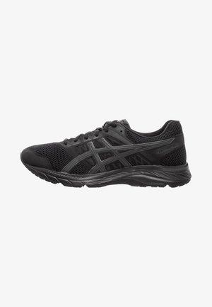 GEL-CONTEND 5 - Neutral running shoes - black/dark grey