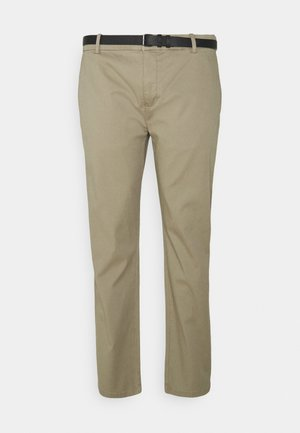 SUPERFLEX PANTS - Chino kalhoty - dark grey