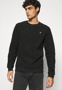 Pier One - Fleece jumper - black - 3