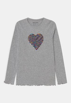 KIDS GIRLS - Long sleeved top - mottled grey